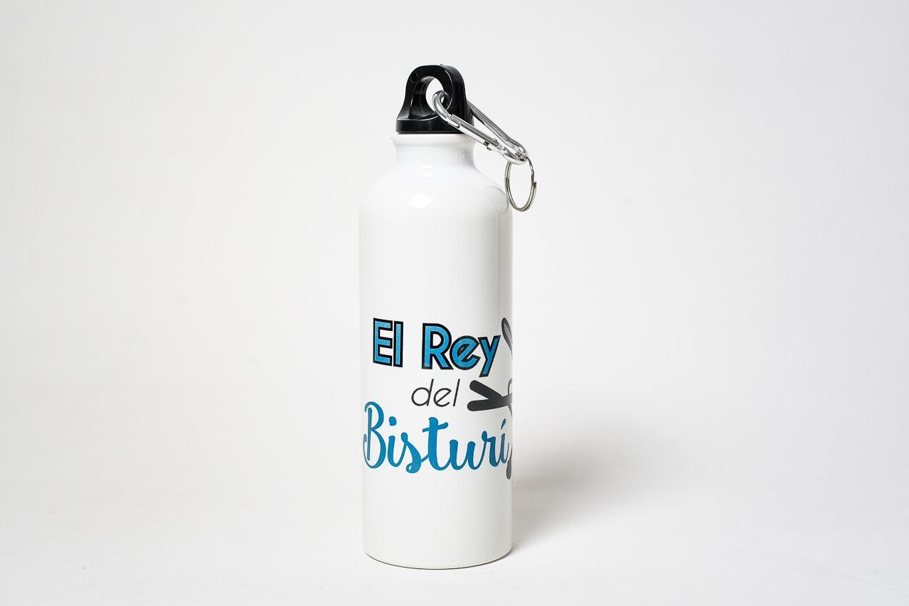 El rey del bisturí - Botella Conservadora Frío
