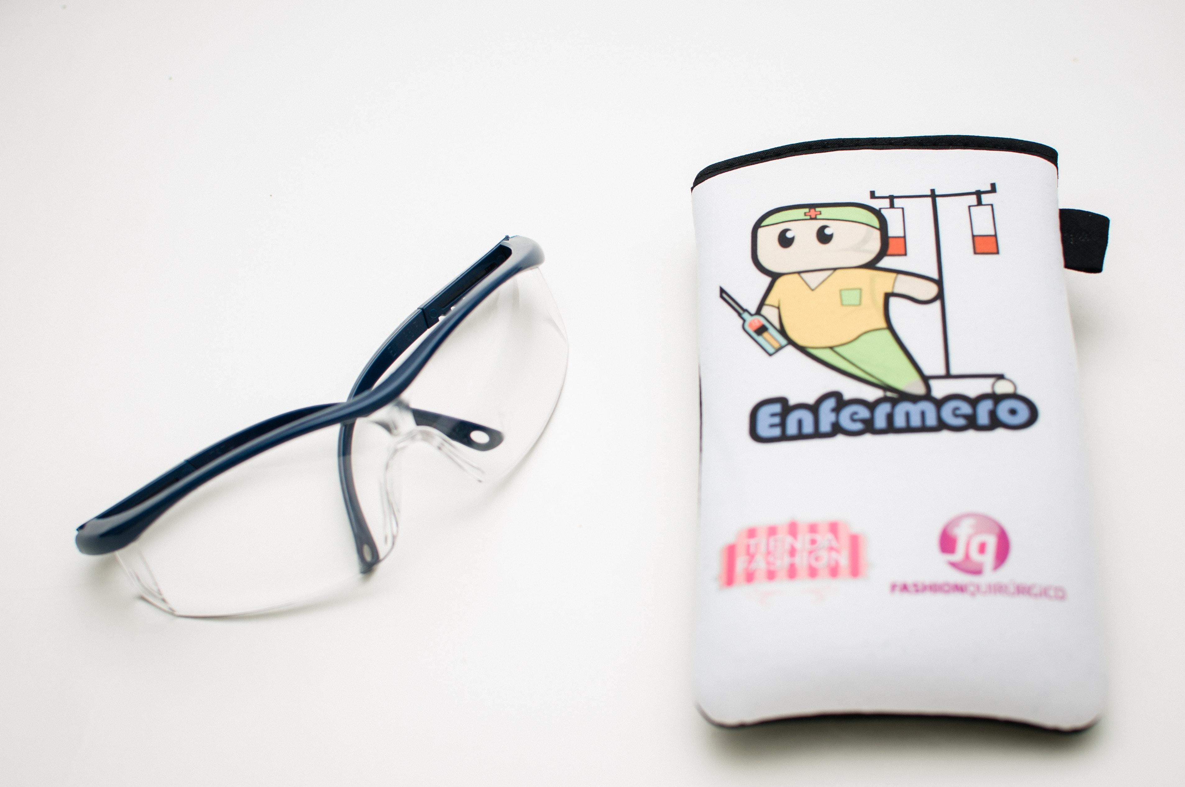 Enfermero - Estuche Anteojos de seguridad