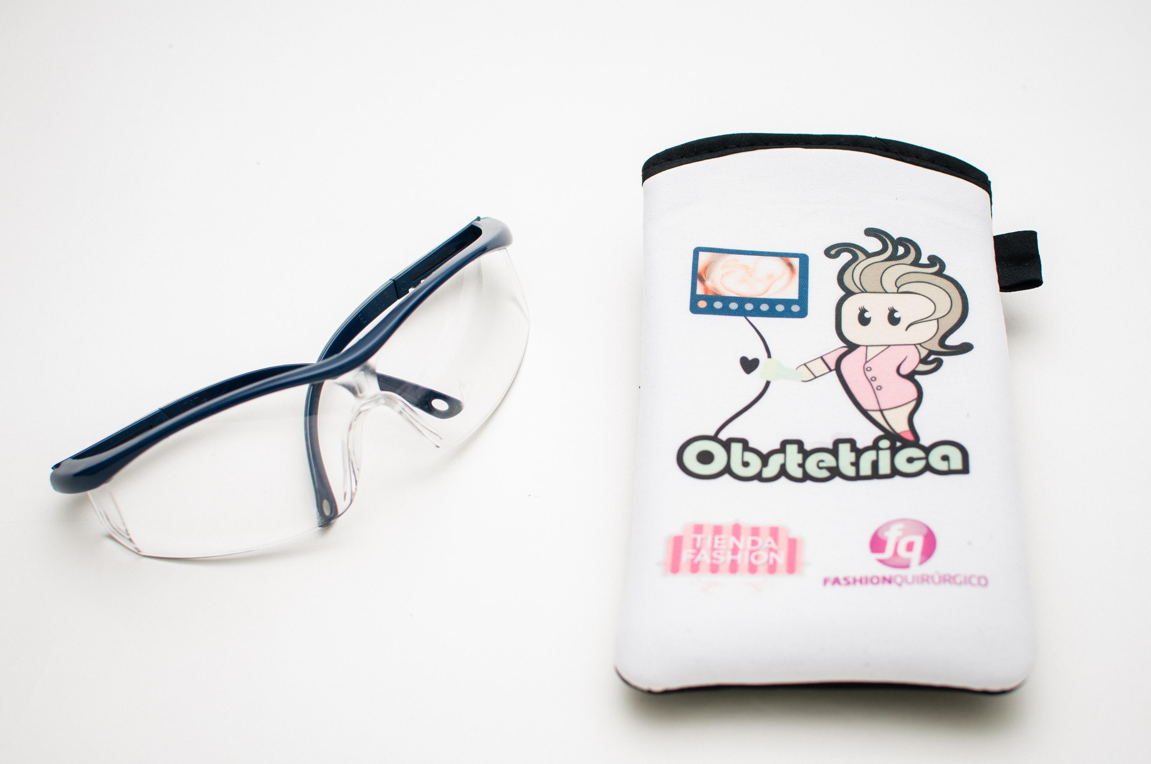 Obstetrica - Estuche Anteojos de seguridad