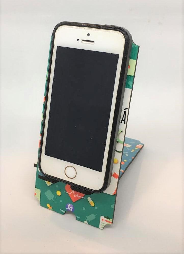 Porta celular - No dije que sería fácil dije que valdria la pena