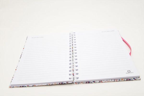 Sino puedes curar..– Cuaderno organizador Tapa dura A5