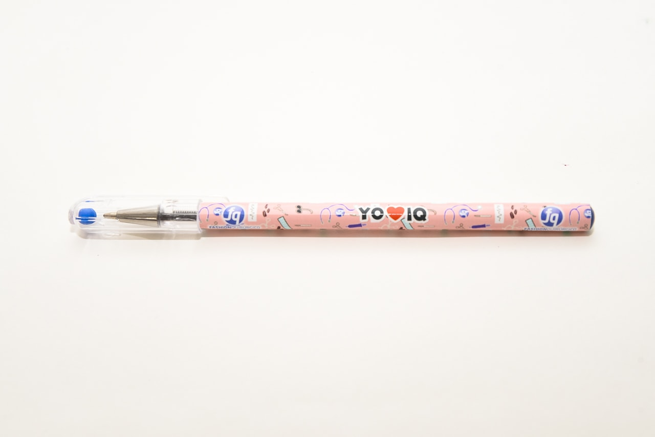 Yo amo IQ - Bolígrafo tinta negra