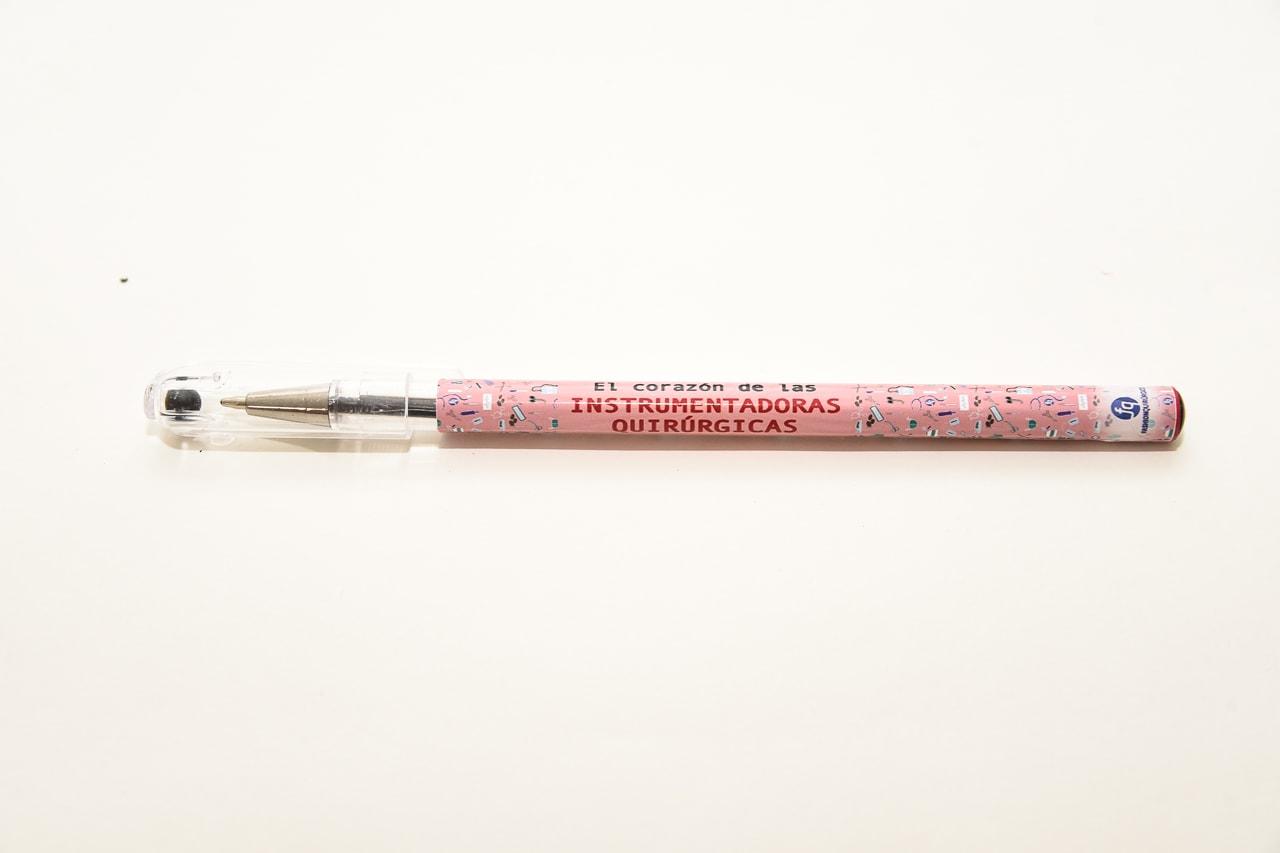 El corazón de las instrumentadoras- Bolígrafo tinta negra