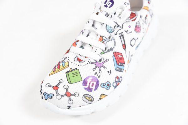 Las Científicas – Zapatillas Ultralivianas estampadas