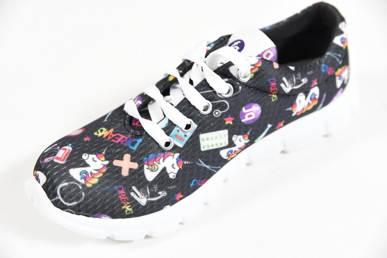 Unicornias – Zapatillas Ultralivianas estampadas