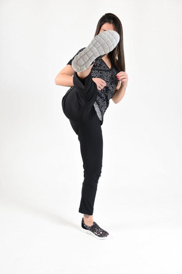 Pantalón Negro Solo- Magic Flex