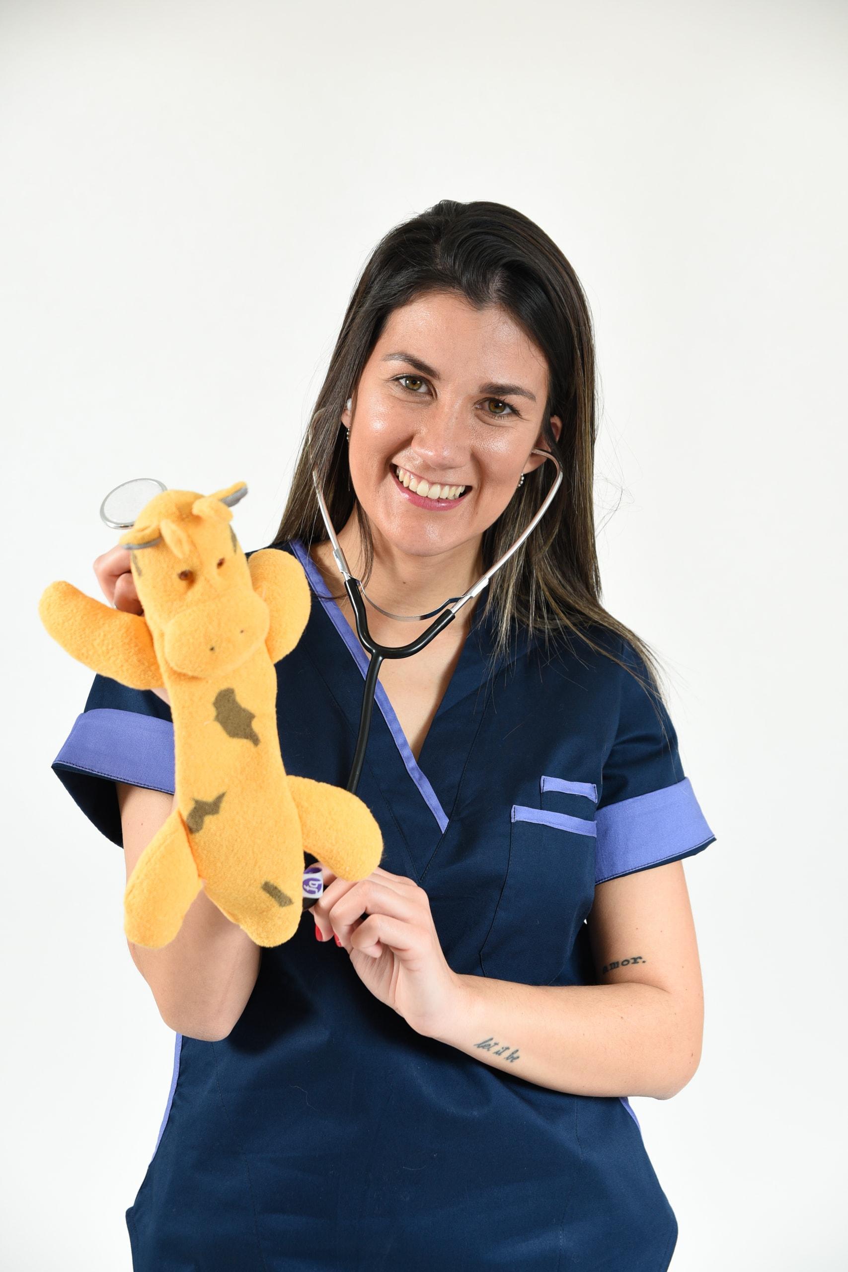 Lola La vaca - Funda Estetoscopio
